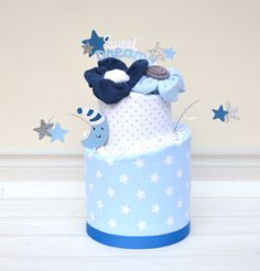 Twinkle Twinkle Little Star Baby Shower Diaper Cake, Twinkle Twinkle Baby Shower, I Love You to the Moon Baby Shower, Stars Moon Baby Shower