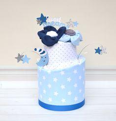 Twinkle Twinkle Little Star Baby Shower Diaper Cake, Twinkle Twinkle Baby Shower, I Love You to the Moon Baby Shower, Stars Moon Baby Shower