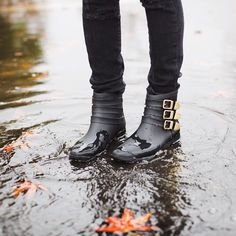 'Fenton' Rain Boot (Women) By Loeffler Randall