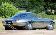 2013 Jaguar Eagle Low Drag GT
