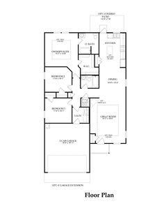 Pulte Home Becket Model 1447 Sq