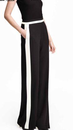 H&M Wide leg trouser