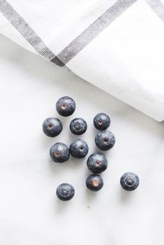 Blueberries | Eunoia Studio