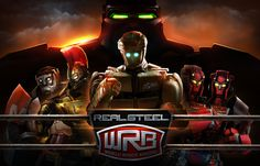 Casual Android: Real Steel WRB Review