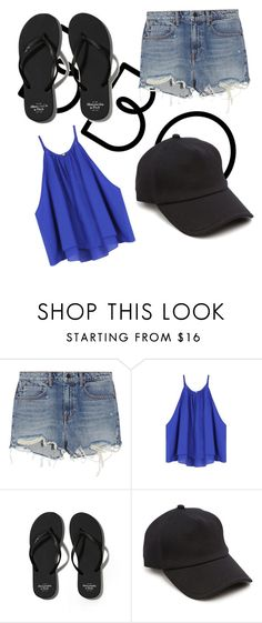 """""""Untitled #39"""" by kayley12-1 on Polyvore featuring Alexander Wang, Abercrombie & Fitch and rag & bone"""