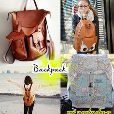 Backpack  in www.mesalenalas.es