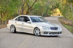 AMG E55 - just bought one, picking it up tomorrow...so EXCITED!