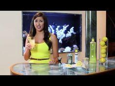 Be Tini Original High Ball Instructional Video #BYOBeTini #lemondrop #classy #cocktail #recipe #lowcalorie #yum #bitters