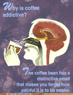coffee addict... @Hannah Goodall didn't realize you tagged me in this until I was repinning it.