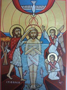 Coptic Iconographer Victor A. Fakhoury
