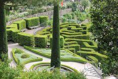 Der Irrgarten | Il labirinto