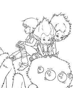 17 Best Arthur And The Minimoys Coloring Pages images ...