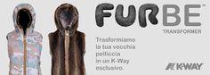 Erikioba: Presentazione K-Way Furbe   Coloriamo e scaldiamo l'inverno!