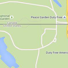 International Peace Garden   Official North Dakota Travel
