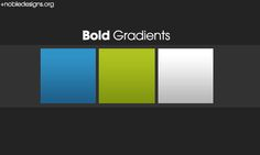 BOLD gradient pack by ~Kip0130 on deviantART