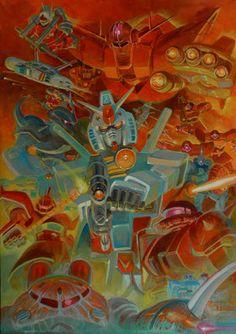 my art works - Fujiki world
