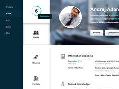 Codeeit.com  by Erik Adler Web Design, User Experience, User Interface, Shots, Knowledge, Gallery, Design Web, Roof Rack, Website Designs