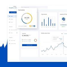 Web Dashboard, Dashboard Design, Ui Design, Currently Working, Application Design, Ui Kit, Data Visualization, Blockchain, Platforms