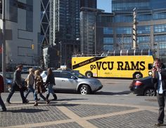 VCU Bus Spotted In NYC Again…