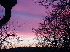 Amazing sky ♡