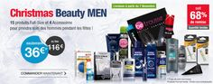 XmasBox Homme BeTrousse [Concours] gagnez la betrousse Christmas Beauty Men Male Beauty, Afin, Christmas, Thank You Dad, Christmas Thank You, Man Party, Take Care Of Yourself, Pageants, Products