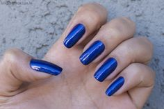 Esmalte azul LaFemme