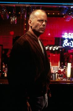 Bruce Wilis as  Butch Coolidge in Pulp Fiction,1994