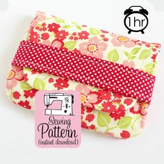 Card Wallets PDF Sewing Pattern Business or by michellepatterns