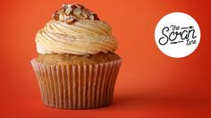 Carrot Cupcake by Nick Makrides