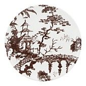 Scalamandre by Lenox Toile Tale Accent Plate
