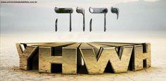 Tetragrama YHVH - O Nome