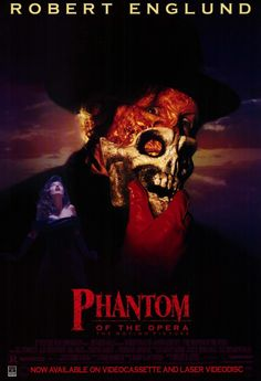 Phantom of the Opera (1989) , starring .  #