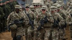 According to recently-released documents, the US Army attempted, and failed, to show that Antifa protestors posed an immediate threat to the United States. Donald Trump, Marine General, American Uniform, Army Recruitment, Us Armor, Us Military, Military Force, Military Families, Popular Mechanics