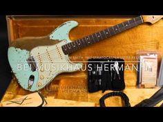 Fender Masterbuilt Jason Smith 1962 Stratocaster 62er Ultra Relic - keep rocking - - YouTube