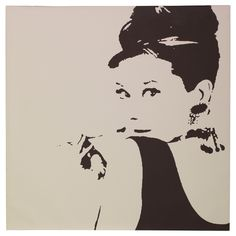 Audrey - love her ... PJÄTTERYD Picture - from IKEA £25