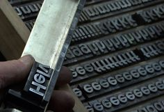Documentales, entrevistas y conferencias sobre diseño gráfico : Hilo : Domestika