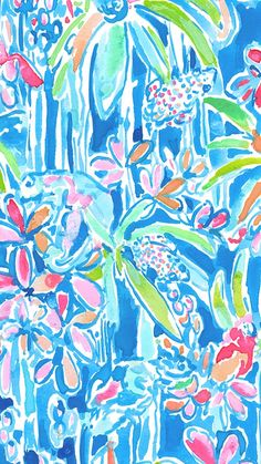 Jungle Hoppin' - Lilly Pulitzer