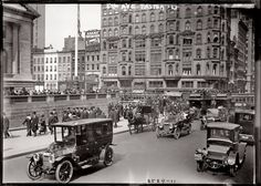 5th Avenue- New York City- 1913..