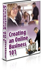 Creating an Online Business 101 - eBook and Audio (PLR)