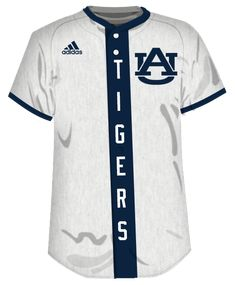 Redesigning the Auburn Baseball Uniform Part 2: The Concepts - College and Magnolia