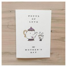 Mother's Day Card // funny mothers day card card for mom