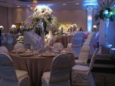 Wedding Decor & Floral Creations  Venue: M.C.C.    www.latavoladecor.com