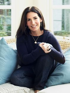 7 Things That Keep Bobbi Brown Young. Don't hide your age; highlight your beauty, says Bobbi Brown. Via: redbookmag.com