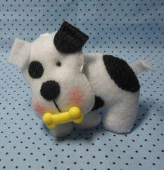 Chaveiro de cachorro dálmata. Acima de 10 unidades preço especial Para lembrança de aniversário, acompanha embalagem e tag. R$ 6,00