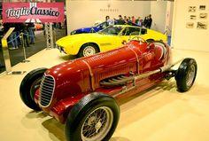 Taglio Classico: Auto e Moto d'Epoca 2014