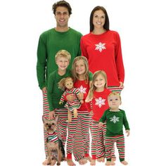 Christmas Family Set Pajamas Adult Kid Sleepwear Nightwear Outfits Matching  Family Christmas Sweaters ec24c9145