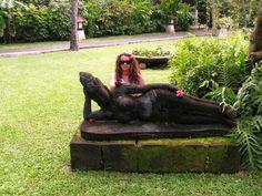 Puri santrian's gardens
