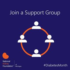 Joining a support group can be helpful while trying to better manage your diabetes, or trying to prevent the disease. We offer Diabetes-PATH and Diabetes Prevention Program workshops across Michigan – find one in your neighborhood! nkfm.org #DiabetesMonth