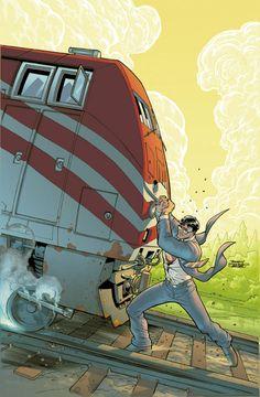 Superman by Terry Dodson & Rachel Dodson