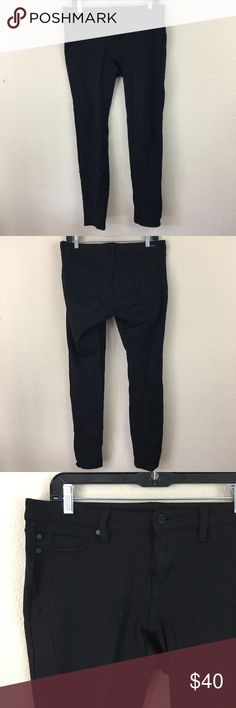 "Liverpool Stitch Fix black stretchy skinny pants Great condition. 29"" inseam. Waistband is 16.5"" measured across laying flat Liverpool Jeans Company Pants"